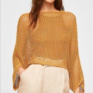 Mango chain mail knit
